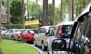 Chơi Tết tại trung tâm TP HCM, gửi xe ở đâu tránh bị chặt chém?