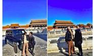 Hot girl khoe xe ở Tử Cấm Thành, con nhà giàu Trung Quốc lại lên thớt