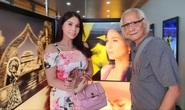 Lý Hương hội ngộ các nghệ sĩ trong triển lãm ảnh 3D