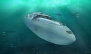Xuất hiện thế hệ siêu du thuyền lai tàu ngầm