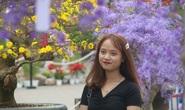 Ngắm sắc xuân về trên phố biển Nha Trang