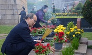 Lãnh đạo Chính phủ và TP HCM thăm hỏi, dâng hương