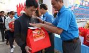 Bình Phước: Chuyến xe nghĩa tình đưa 227 công nhân về quê ăn Tết