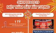 Shopee ghi dấu gì trên thị trường bán lẻ trực tuyến năm 2019?