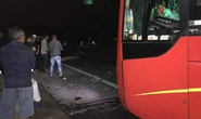Tai nạn giữa xe khách và xe máy, 3 thanh niên tử vong