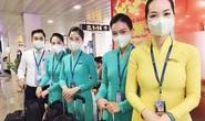 Hành khách bay đến, đi từ Trung Quốc có thể yêu cầu găng tay, khẩu trang y tế