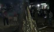 Kéo điện đón giao thừa, 2 người bị giật chết và bị thương