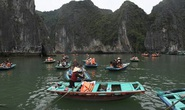 Lật thuyền trên vịnh Hạ Long, 1 nữ du khách nước ngoài tử vong
