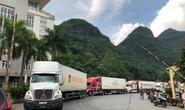 Cửa khẩu ở Lạng Sơn tạm dừng thông quan hàng hóa do virus corona