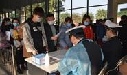Trước dịch virus Corona, cửa khẩu quốc tế Móng Cái hoạt động bình thường