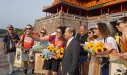 Du khách đến Huế vẫn tăng mạnh bất chấp dịch Corona