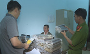 Bắt giữ đối tượng vận chuyển thuốc nổ lớn nhất từ trước đến nay tại Đắk Lắk