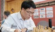 Lê Quang Liêm xếp đồng hạng 8 Gibraltar Masters