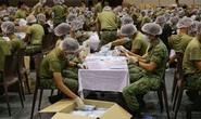Singapore phát 5,2 triệu khẩu trang miễn phí, quân đội chạy nước rút