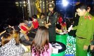 Hơn 50 nam nữ phê ma túy tại quán karaoke lúc rạng sáng