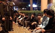 Cảnh sát cơ động ngăn chặn kịp thời hàng chục học sinh hẹn nhau hỗn chiến