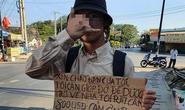 Lãnh đạo Phú Quốc lên tiếng việc người nước ngoài đeo bảng xin tiền