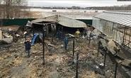 Người phát ngôn lên tiếng về vụ cháy 8 người chết ở Nga