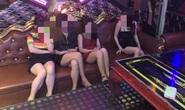8 cô gái phê ma túy trong quán karaoke