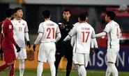Lộ danh sách trọng tài bắt trận U23 Việt Nam - UAE: Toàn hung thần của thầy trò Park Hang-seo