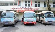 Thừa Thiên - Huế: Chuyến xe yêu thương chở bệnh nhân về quê đón Tết