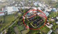 Đã và đang tháo dỡ công trình sai phạm ở Gia Trang quán-Tràm Chim resort