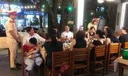 Đà Nẵng: Tạm dừng việc tuyên truyền nghị định 100 tại nhà hàng, quán nhậu