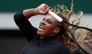 Serena Williams tiếp tục gục ngã ở Grand Slam