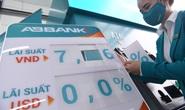 Nhiều ngân hàng thông báo giảm lãi suất tiền gửi từ 1-10
