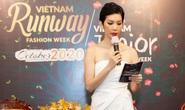 Siêu mẫu Xuân Lan trở lại với show đúp 2 tuần lễ thời trang