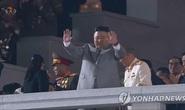 Thông điệp bất ngờ của ông Kim Jong-un tại lễ duyệt binh kỳ lạ