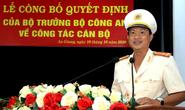 Thượng tá Nguyễn Nhật Trường trở thành tân Phó Giám đốc Công an tỉnh An Giang