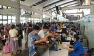Tăng chuyến bay  tới miền Trung giải toả hành khách bị ảnh hưởng bởi bão số 6