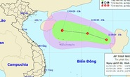 Bão số 6 chưa tan lại xuất hiện áp thấp nhiệt đới mới trên Biển Đông