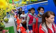 Chạy bộ gây quỹ để chăm lo cho công nhân khó khăn