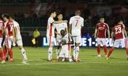 Vắng Công Phượng, CLB TP HCM thua sít sao trên sân Thống Nhất