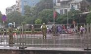 Ảnh hưởng bão số 7, Quảng Ninh cấm cầu Bãi Cháy một chiều