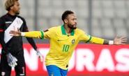 Neymar lập hat-trick, Brazil ngược dòng thắng đậm á quân Nam Mỹ