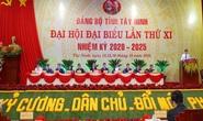 Tây Ninh: Khai mạc Đại hội Đảng bộ lần thứ XI, nhiệm kỳ 2020-2025