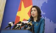 Việt Nam phản ứng trước thông tin 400 doanh nghiệp Trung Quốc trên đảo Phú Lâm