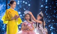 Xin phép biểu diễn thời trang nhưng tổ chức thi hoa hậu nhí?