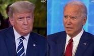 Tổng thống Trump toát mồ hôi trong phiên hỏi - đáp với cử tri