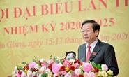 Kiên Giang có tân Bí thư Tỉnh ủy 53 tuổi