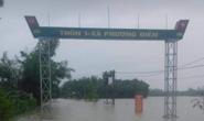 Mưa ngập nhiều nơi, cảnh báo nguy cơ sạt lở đất, lũ quét ở Hà Tĩnh