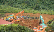 Tìm thấy thi thể thứ 16 vụ sạt núi vùi lấp 22 cán bộ, chiến sĩ ở Quảng Trị