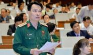Quốc hội dành phút mặc niệm Thiếu tướng Nguyễn Văn Man