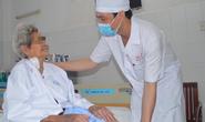 Nhờ phương pháp mới, cụ bà 85 tuổi gãy 2 xương đùi bình phục ngoạn mục