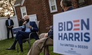 Đã có kết quả xét nghiệm Covid-19 của ông Biden