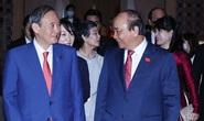 Thủ tướng Nhật Bản kết thúc chuyến thăm Việt Nam