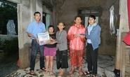 Giúp người dân vùng lũ Quảng Trị vơi bớt khó khăn